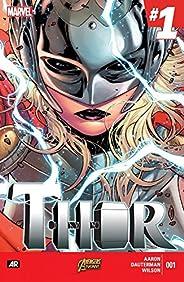 Thor (2014-2015) #1 (Thor (2014)) (English Edition)