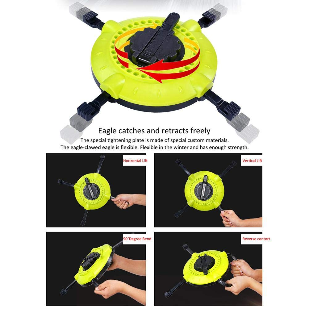 Buy Exact Size for Your Tire Size Anti Skid Snow Chains Emergency with Eagle Claw Tightening Plate Stable for Ice Road Snow Mud Road with Carry Bag and Gloves NEW Car Tire Snow Chain Professional