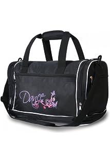 0aecff25dc8 Katz Dancewear Girls Ladies Large Purple Dance Ballet Tap Kit ...