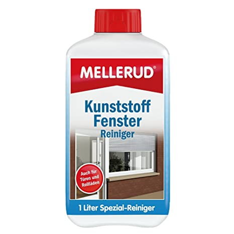 Häufig MELLERUD Kunststoff Fenster Reiniger 1,0 L, 2001001544: Amazon.de VU52