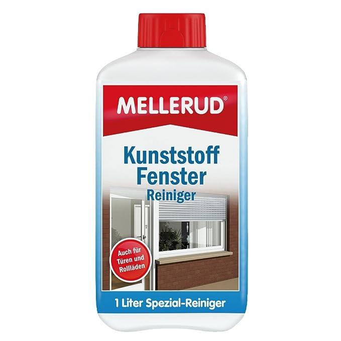 Top MELLERUD Kunststoff Fenster Reiniger 1,0 L, 2001001544: Amazon.de KA62