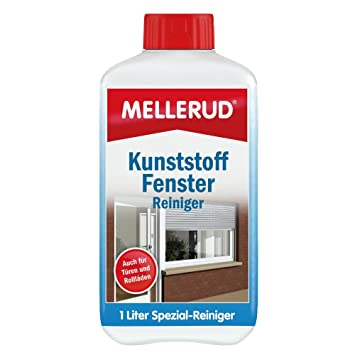 Super MELLERUD Kunststoff Fenster Reiniger 1,0 L, 2001001544: Amazon.de MW83