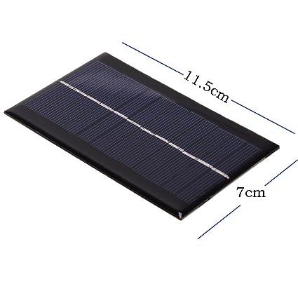 panneau solaire 1w