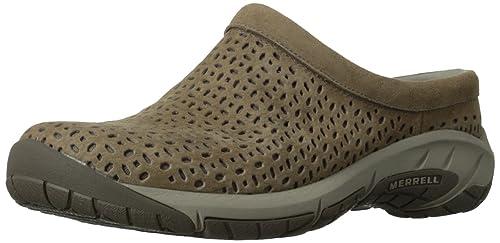 397f67f1d7 Amazon.com | Merrell Women's Encore Vellum Slip-On Shoe | Mules & Clogs