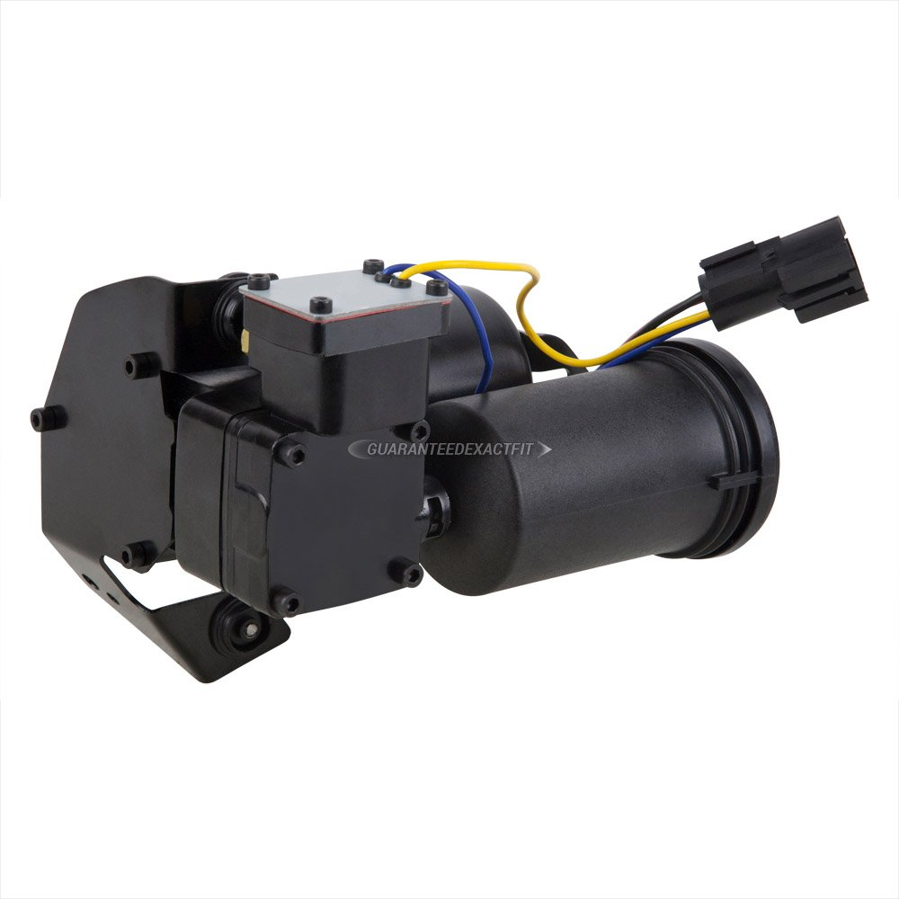 Air Suspension Compressor W//Drier For Ford Expedition /& Lincoln Navigator BuyAutoParts 78-10010AN New