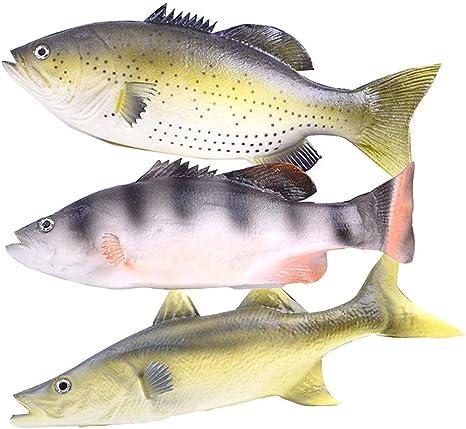 Artificiale Rubber Rog Lure Design Attira Pesci da Mordere Fishhook Circa