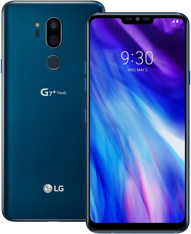 LG G7 Plus ThinQ (LM-G710EAW) 6 GB/128 GB 6.1 Pulgadas Dual SIM ...