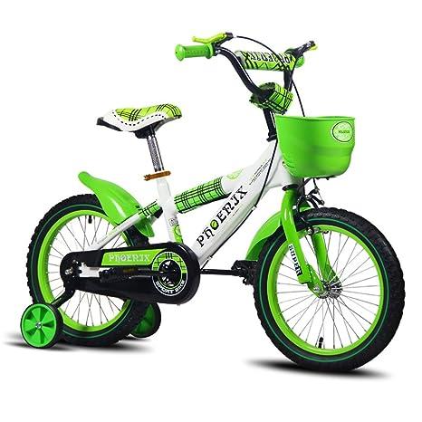 Bicicletas para niños bicicletas 16/14/12/18 pulgadas niñas niños bicicletas de