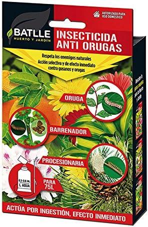 Fitosanitarios - Insecticida Anti Orugas caja 30 ml - Batlle ...