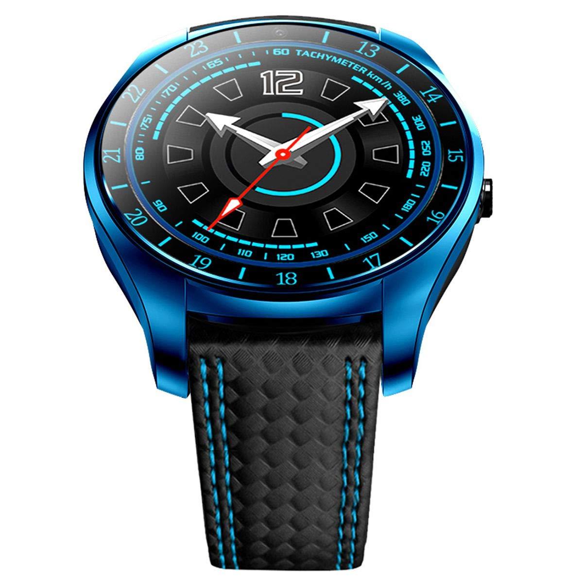 Amazon.com: SODIAL V10 Smart Watch Men with Camera Bluetooth ...