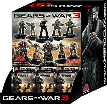 Gears of War Heroclix cifras: Amazon.es: Juguetes y juegos