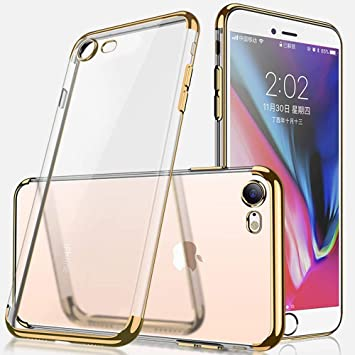 coque silicone iphone 7 or