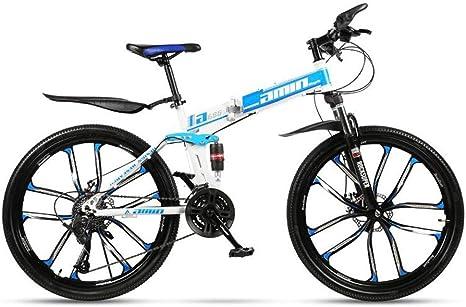 Bicicleta de Montaña, Bicicleta de montaña, marco plegable de ...