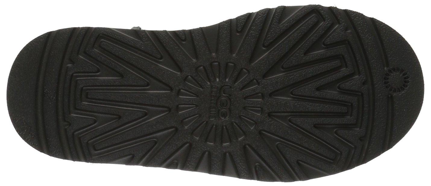 Ugg Australia Bailey Button Girls' Boots, gris (Grigio (grey)), 9 UK Child by UGG (Image #3)