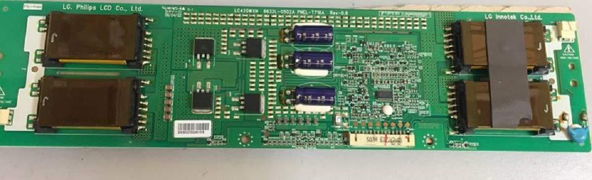 Amazon com: LG 6632L-0502A Backlight Inverter Board for