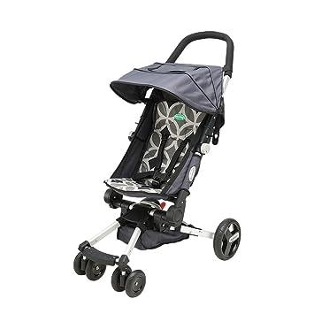 Amazon.com: quicksmart fácil de plegar carriola geométrico: Baby