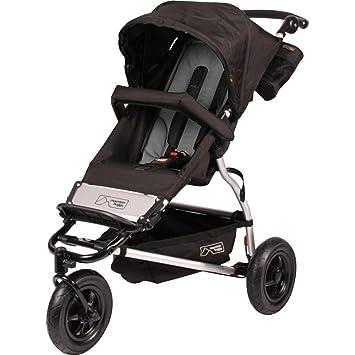 Mountain Buggy - Carrito deportivo, color gris: Amazon.es: Bebé