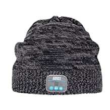 August Bluetooth Headphones Hat