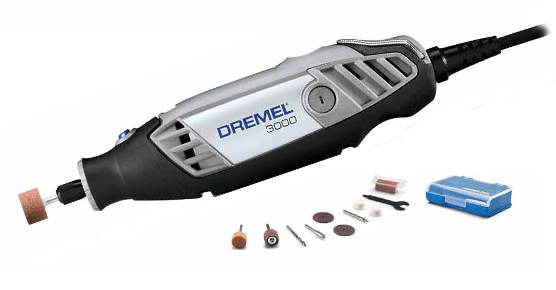 Dremel(ドレメル) ハイスピードロータリーツールセット(50Hz)3000-2/30-50 B009CL7SNU デラックスパック
