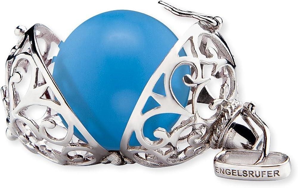 Engelsrufer pendentif classique pour femmes  L argent 925 Sterling avec carillon turquoise