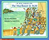 If You Sailed on the Mayflower, Ann McGovern, 0590418017