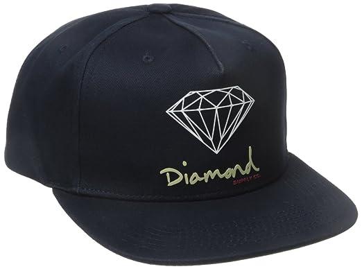 Diamond Supply Co. Men s Og Script Brilliant Snapback 24355f9224bf