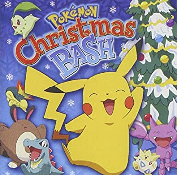"""Pokémon: """"christmas bash"""" (2001) – album review."""