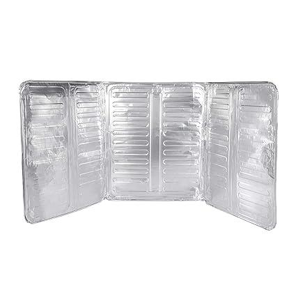 UPKOCH Aceite protector de salpicaduras Papel de aluminio ...