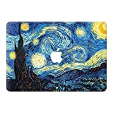 Coco and Toffee Highest-Grade MacBook Skin for (Air 11'' (A1370/A1465), Starry Night)