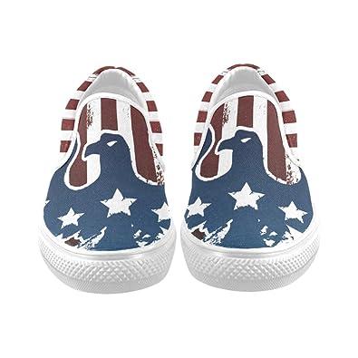 American Flag Eagle Mens' Fashion Fashion Sport Shoes