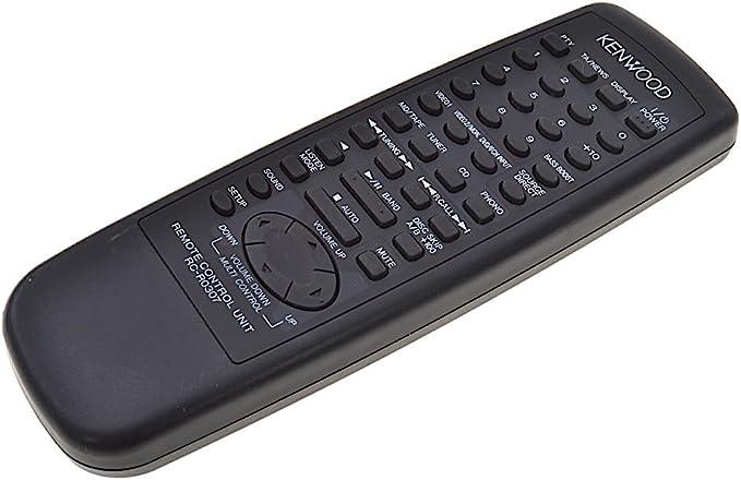 Original Fernbedienung Kenwood Rc R0307 Für Elektronik