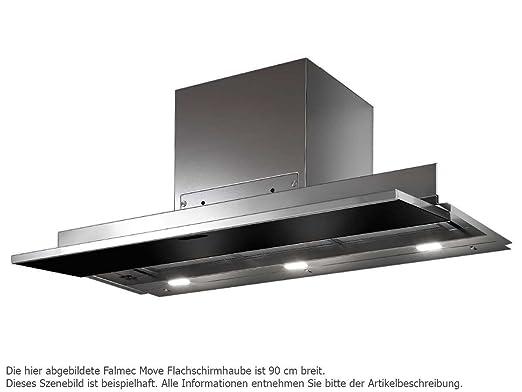 Falmec - Campana (integrado Move acabado negro de 60 cm ...