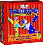 Creative's Tangram (Multi-Color, 7 Pieces)