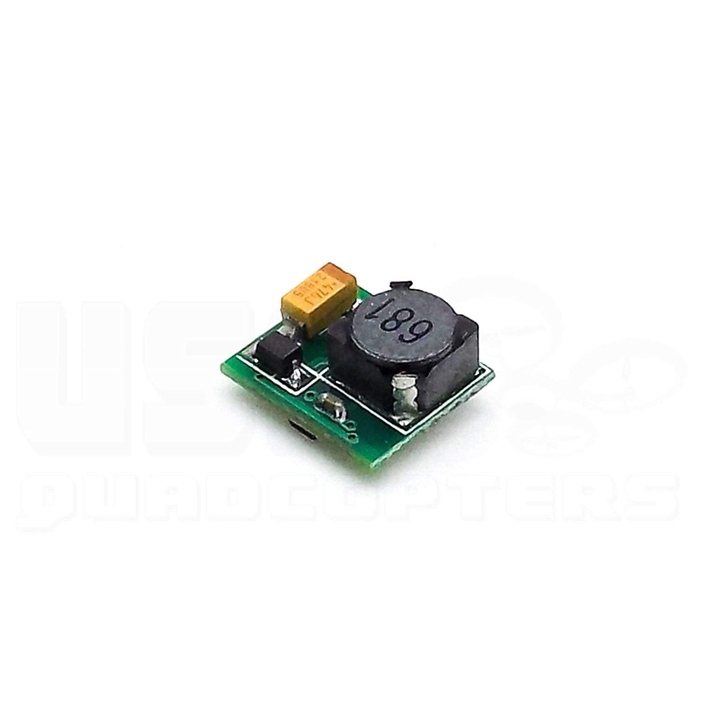 USAQ Ultra Micro RC Voltage Regulator 5-15v to 3.3v UBEC for FPV Camera 0.5g USA QuadcoptersTM