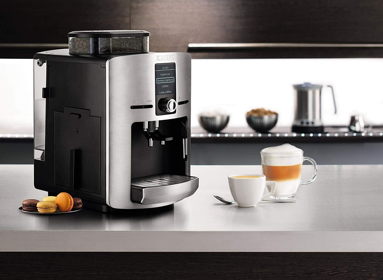 Máquina Café Espresso Automática Krups