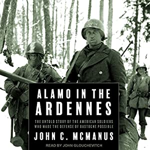 Alamo in the Ardennes Audiobook