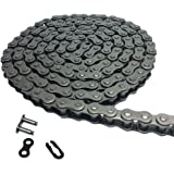 # 35 Carbon Steel Roller Chain Length 5 Feet with 1 Connecting Link Pitch 5/8 inch Black