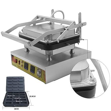 np-842 comercial eléctrico doble digital Custard Tart para huevos ...
