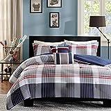 Home Essence Apartment Carson Bedding Comforter Set, Queen