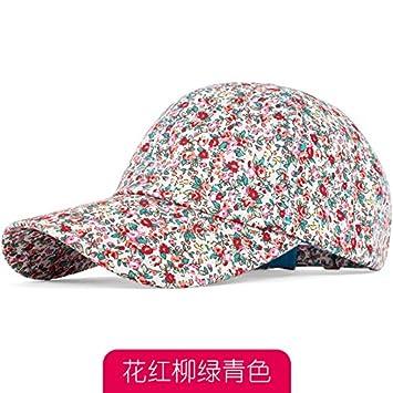 YXLMZ - Gorra de béisbol para Hombre y Mujer, diseño de Flores ...
