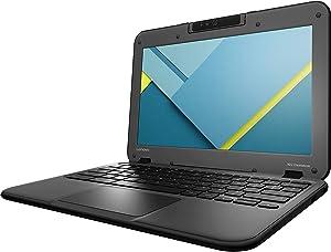 Lenovo N22 80SF0001US 11.6inch Chromebook Intel Celeron N3050 1.60 GHz, 4GB RAM, 16GB SSD Drive, Chrome OS (Renewed)