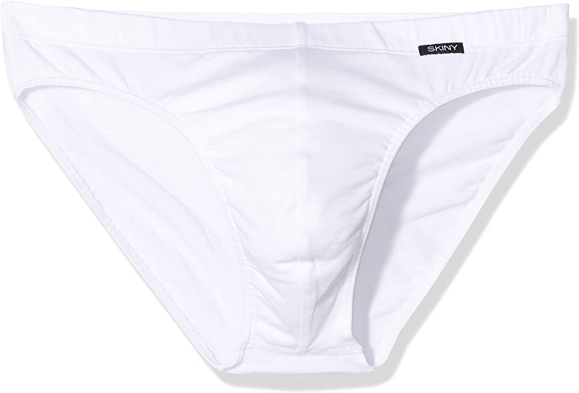Skiny Advantage Brasil Slip DP Slips, Blanco, Small (Pack de 2) para Hombre: Amazon.es: Ropa y accesorios