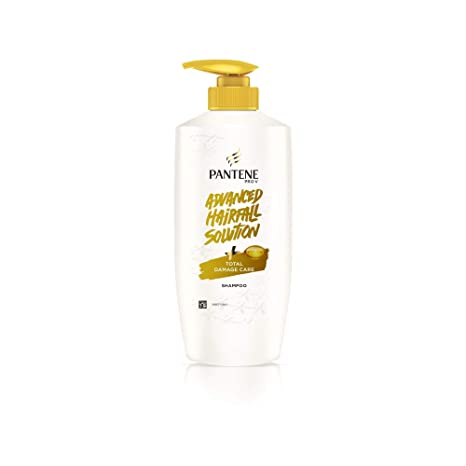 Pantene Advanced Hair Fall Solution Total Damage Care Shampoo, 650 ml