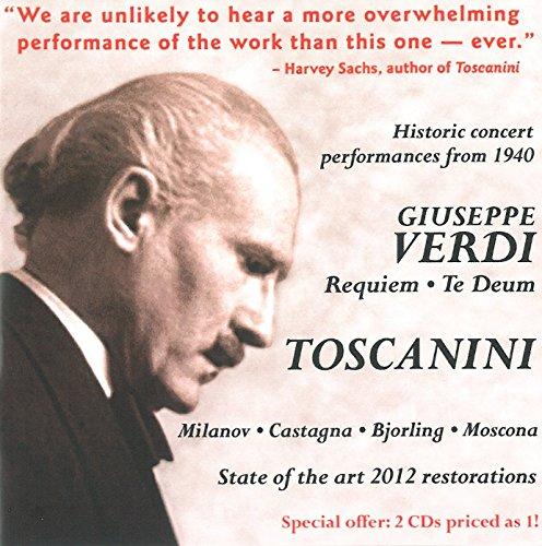 Requiem Te Deum (Requiem & Te Deum)