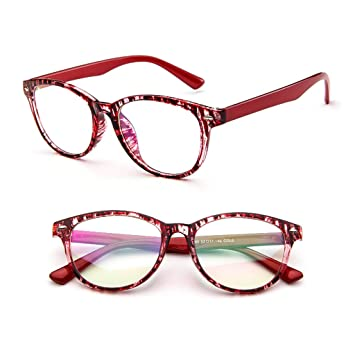 148a77045e ... Misright Retro Eyeglasses Frame Full-Rim Men Women Vintage Glasses  Eyewear Clear Lens New ...