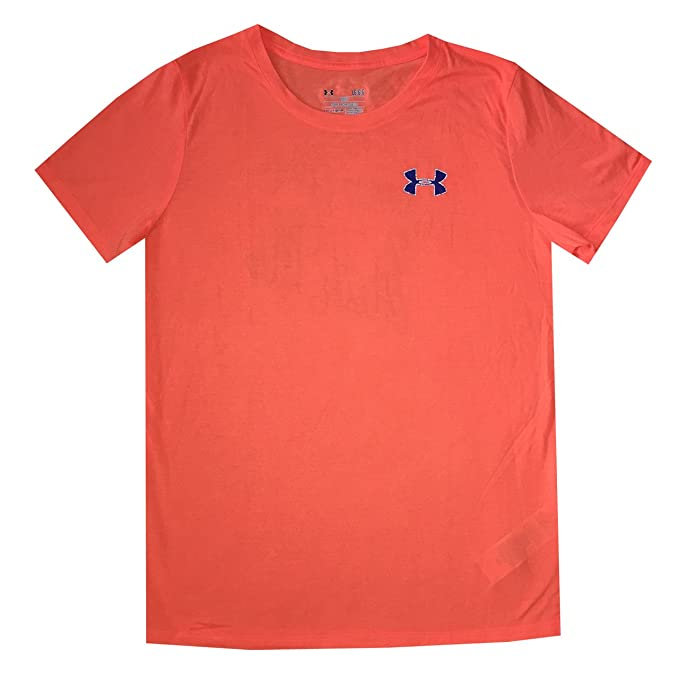 Under Armour Women UA Heatgear Come run with me Athletic T-Shirt (L bf85bef88