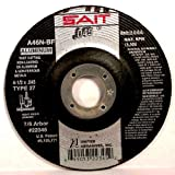 United Abrasives SAIT 22345 Cutting Wheel Type 27 A46N, 4-1/2-Inch by .045-Inch by 7/8-Inch, 50-Pack фото