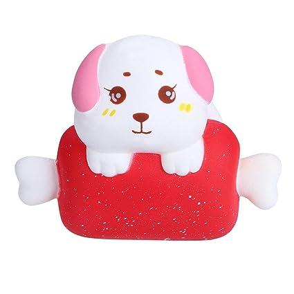 Amazon.com: longay 1pcs 4.9 x 3.3 x 3.7 inch Greedy cachorro ...