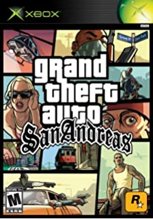 Amazon Com Grand Theft Auto San Andreas Xbox Artist Not Provided