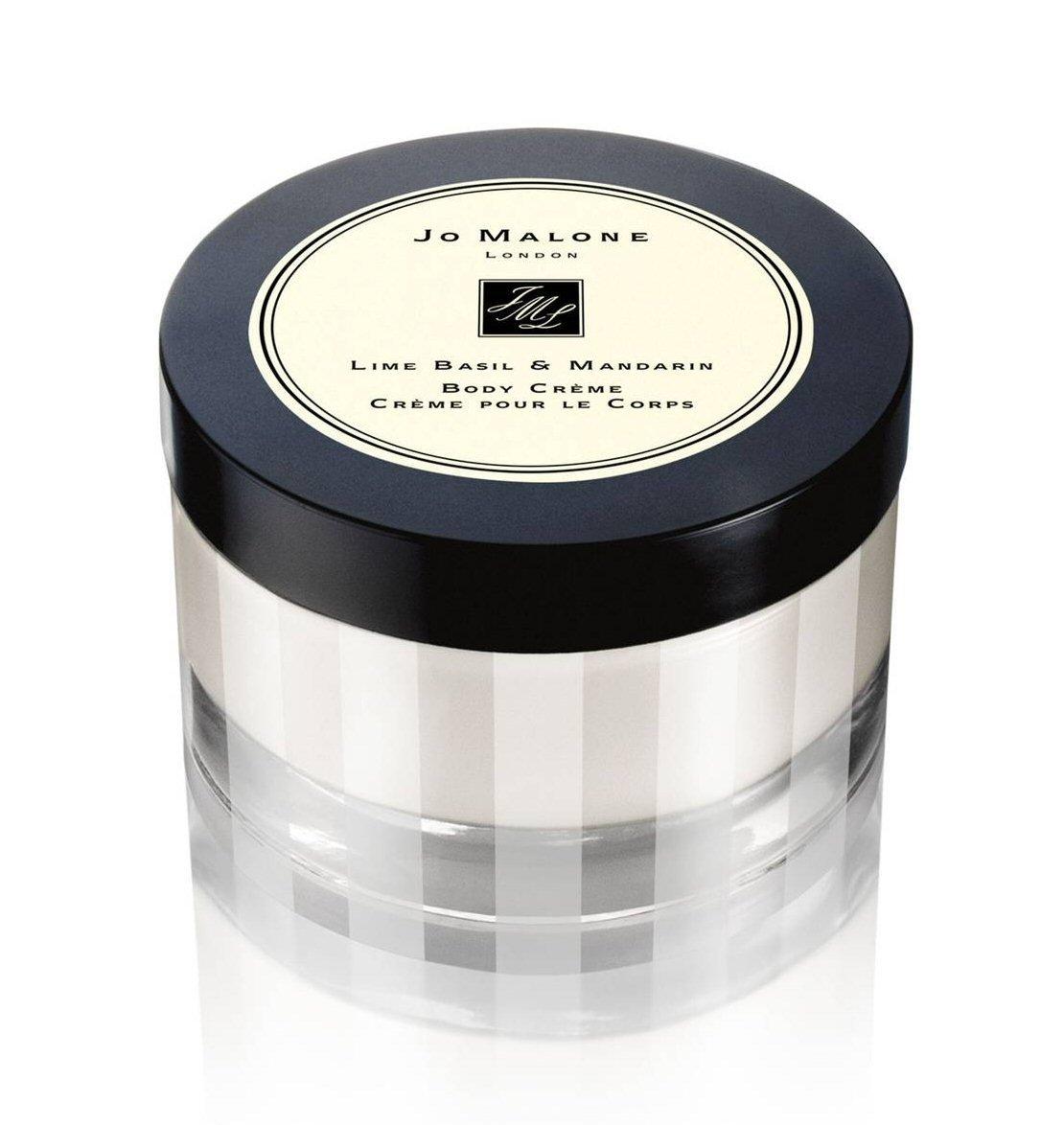Brand New in Box Jo Malone London Lime Basil & Mandarin Body Crème 5.9 oz / 175 ml